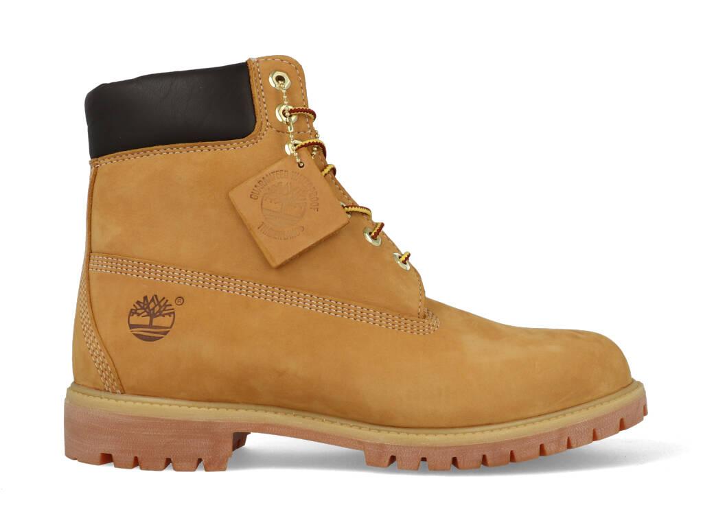 Timberland Heren 6-inch Premium Boots (40 t-m 46) Geel-Honing Bruin 10061-46