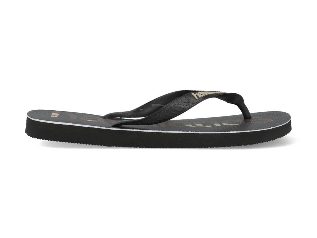 Havaianas Slippers Top Logomania 4144264.4058.M19 Zwart-41-42