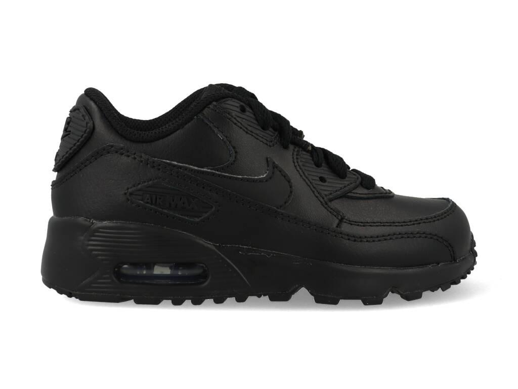Nike Air Max 90 LTR Kids 833414-001 Zwart-27.5