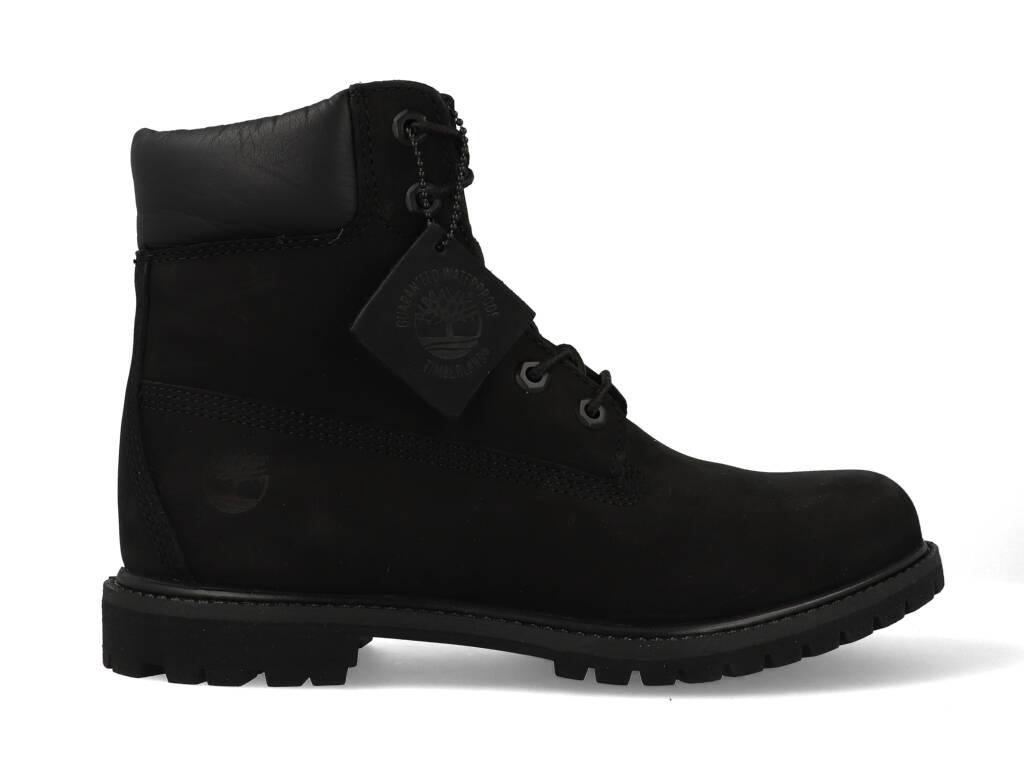 Timberland Dames 6-inch Premium boots (36 t-m 41) 8658A Zwart-36