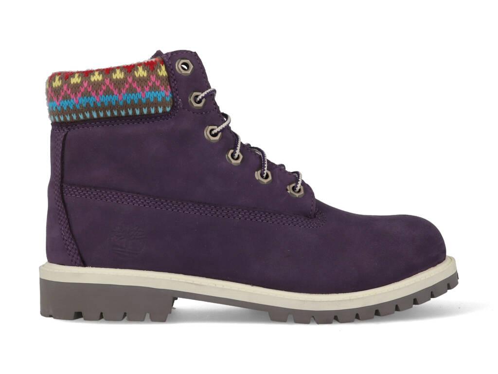 Timberland Premium Junior Boot 9595R Paars