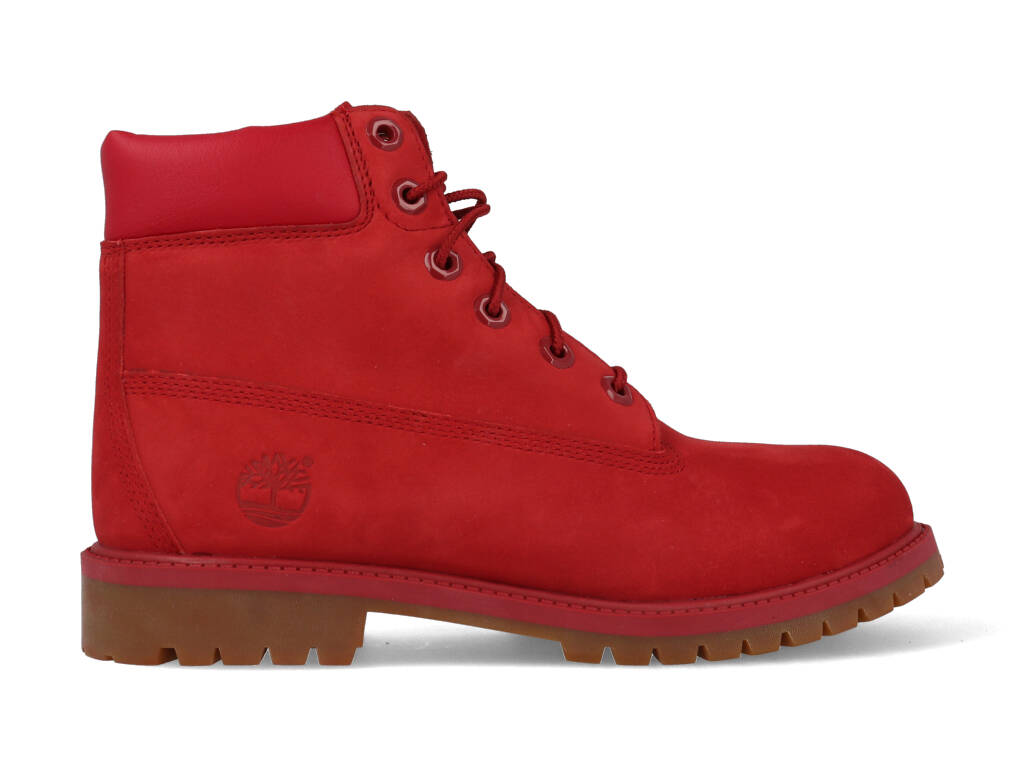 Laarzen Timberland 6 IN Premium WP Boot Red