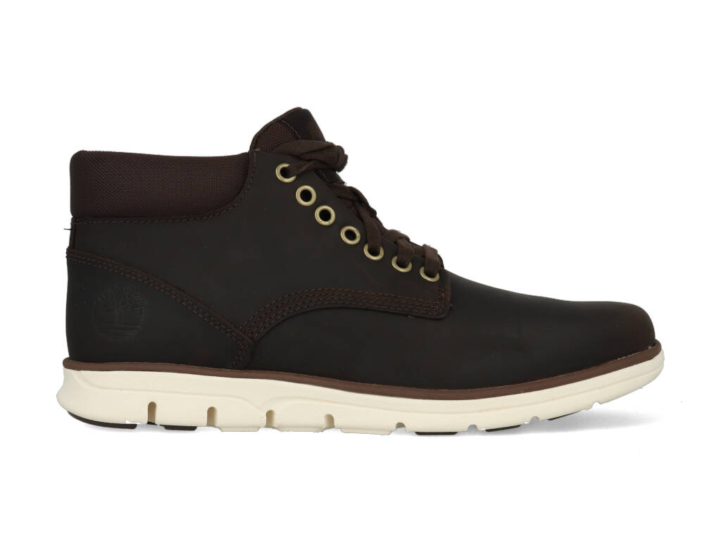 Timberland Chukka Leather 0A26YD Donker Bruin-43