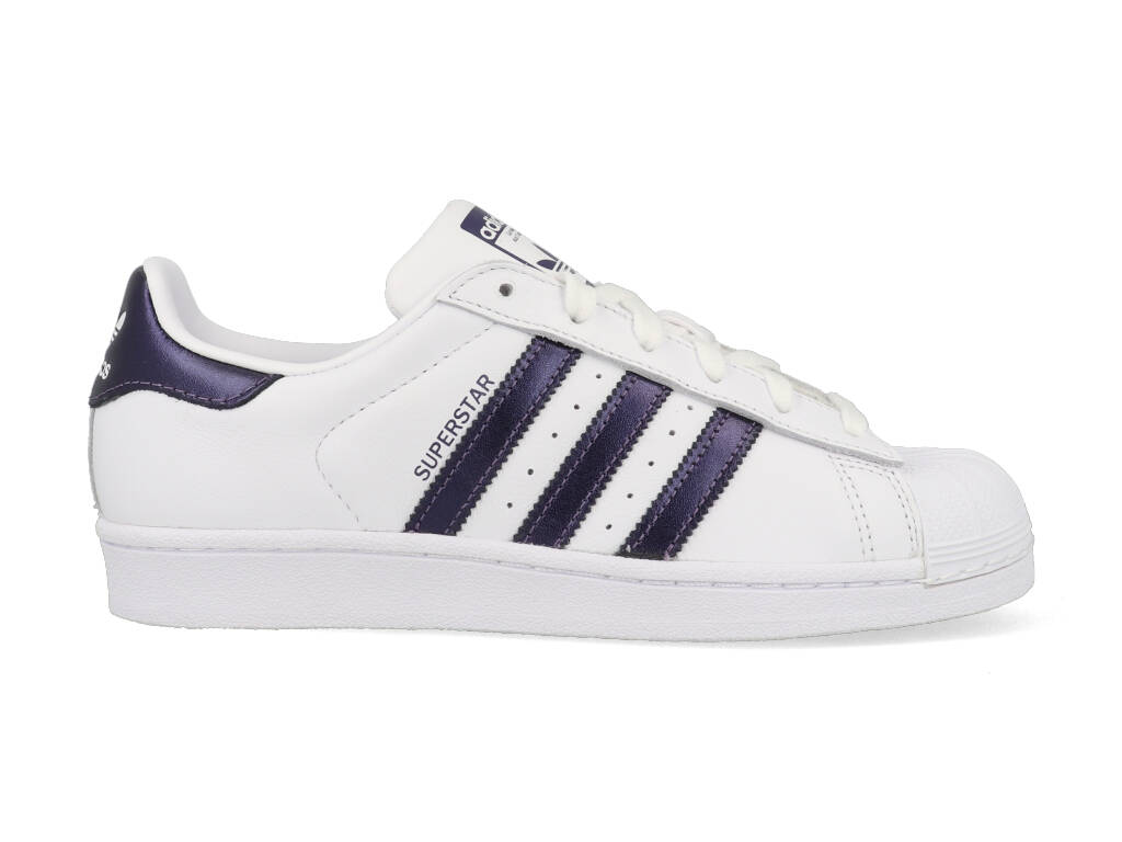 adidas-sneaker Superstar W in wit