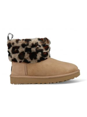 UGG Fluff Mini Quilted 1105358/AMP Bruin