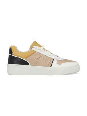 McGregor Sneakers 621100454-456 Wit / Bruin