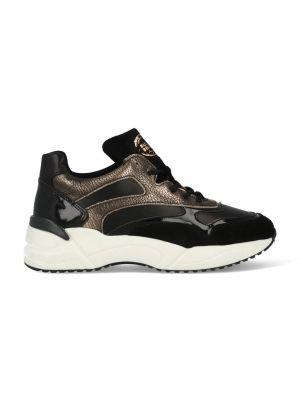 Bullboxer Sneakers 750000E5L_BKBRTD52 Zwart
