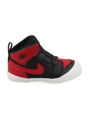Nike Jordan 1 Crib AT3745-023 Zwart / Rood