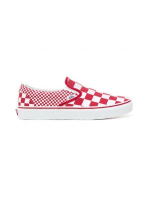 Vans Classic Slip-On Chili Pepper VN0A38F7VK51 Rood / Wit