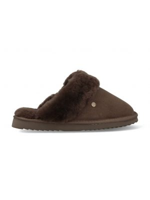 Warmbat Pantoffels Flurry FLS321088 Pebble Bruin