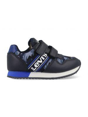 Levi's Sneakers NEW SPRINGFIELD MINI VSPR0062T Blauw