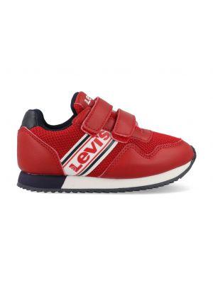 Levi's Sneakers NEW SPRINGFIELD MINI VSPR0062T Rood / Blauw