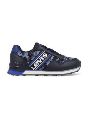 Levi's Sneakers NEW SPRINGFIELD VSPR0060T Blauw