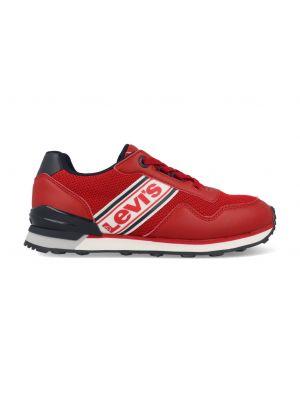 Levi's Sneakers NEW SPRINGFIELD VSPR0060T Rood / Blauw