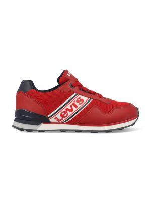 Levi's Sneakers NEW SPRINGFIELD VSPR0061T Rood / Blauw