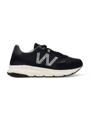 Woolrich Sneakers WFM211.010.2090 Donker Blauw