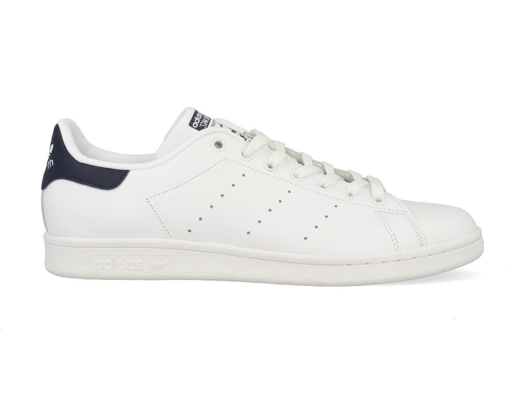 Adidas Stan Smith M20325 Wit Blauw-44 2-3