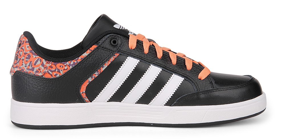 Adidas Varial Low Leather Zwart G98131