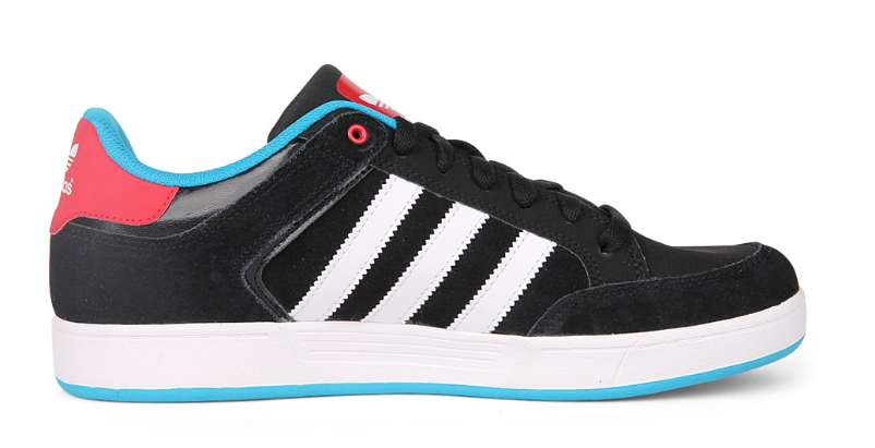 Adidas Varial Low Leather Zwart G98127
