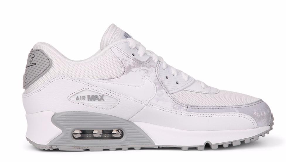 Nike Air Max 90 Wmn Print Wit 724980-100