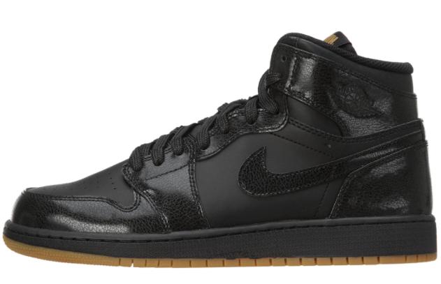 Nike Air Jordan 1 Retro High OG Zwart 575441-020