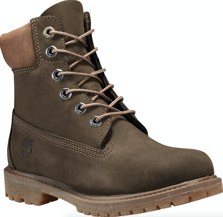 Timberland Dames 6-Inch Premium Boots (36 t/m 40) A18N8 Groen