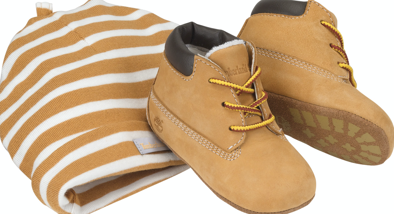 Timberland Baby Boots 9589R Bruin