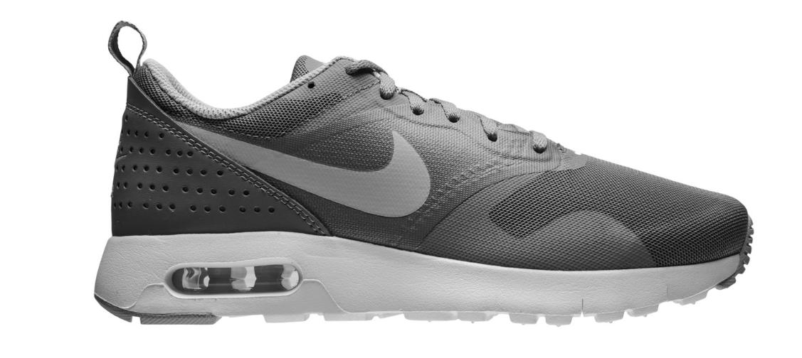 Nike Air Max Tavas 814443-002 Grijs-36.5