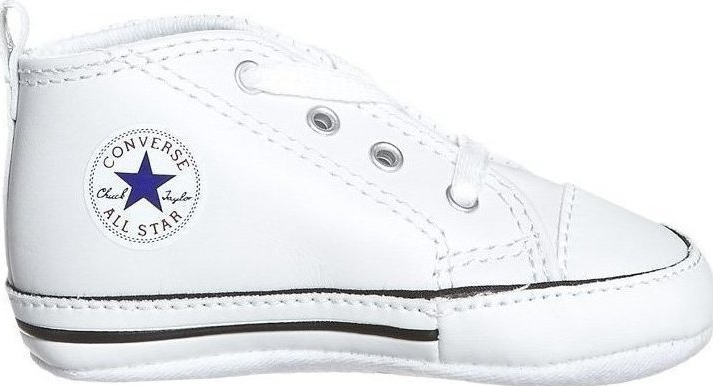 Converse First Star Leer 81229 Wit
