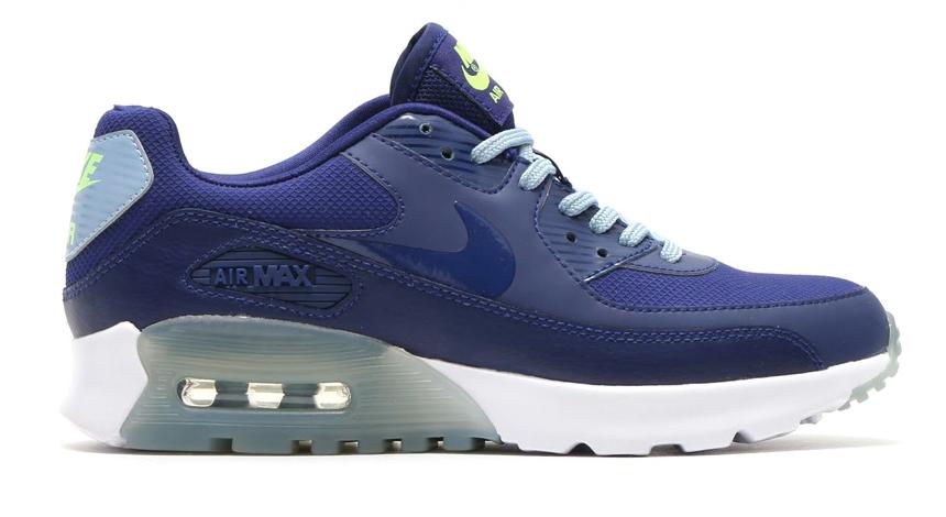 Nike Air Max 90 Ultra Essential 724981-402 Blauw