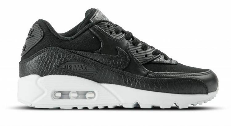 Nike Air Max 90 Premium 700155-008 Zwart
