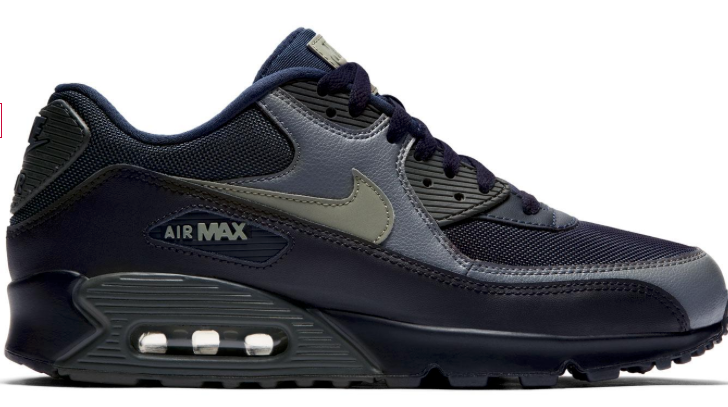 Nike Air Max 90 Essential 537384-426 Blauw