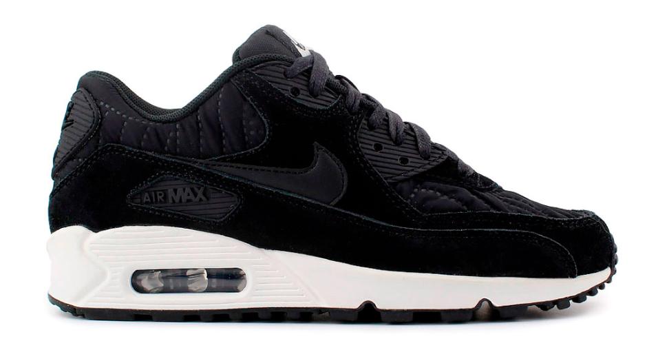 Nike Air Max 90 Premium 443817-009 Zwart