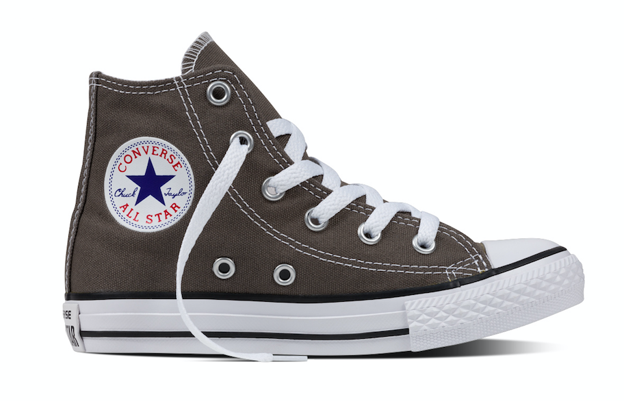Converse All Stars Hoog 3J793c Grijs