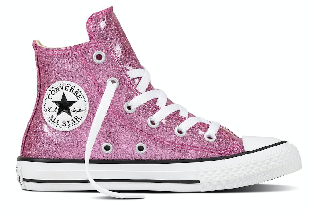 Converse All Stars SE 660043c Roze Glitters
