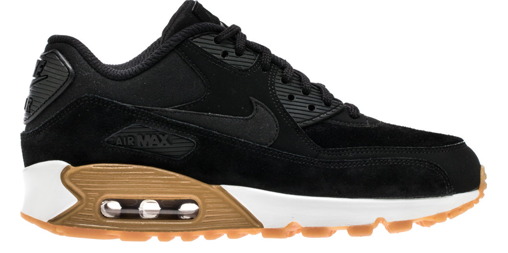Nike Air Max 90 SE 881105-003 Zwart