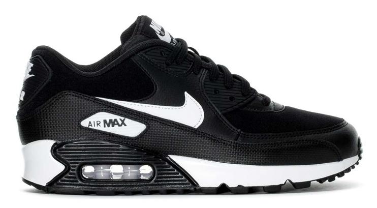 Nike Air Max 90 325213-047 Zwart