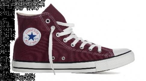 778d405df79 Converse All Stars Hoog Bordeaux Rood (Mt 35 t/m 46)