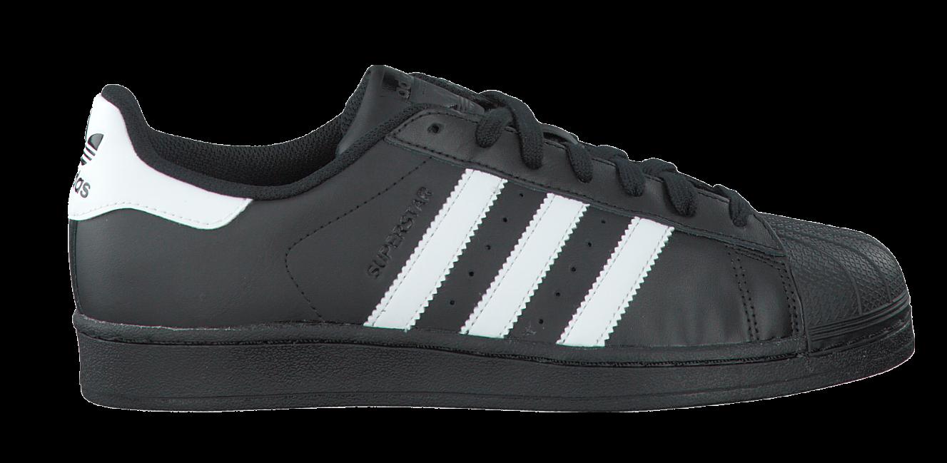 63051218eca Adidas Superstar Originals B27140 Zwart / Wit (mt 36 t/m 46)