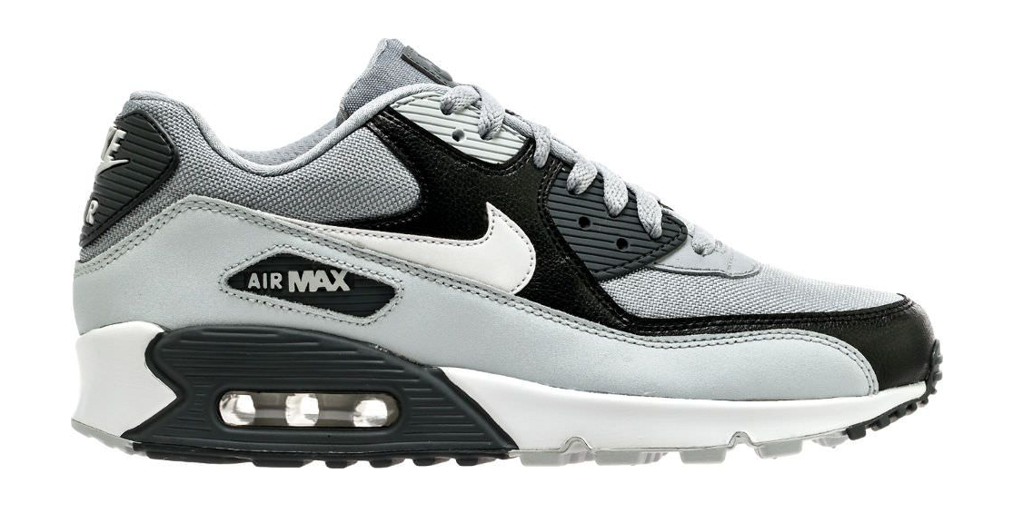 pretty nice 67531 6d8a6 Nike Air Max 90 Essential 537384-083 Grijs Zwart