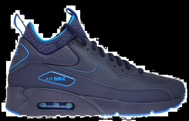 air max blauw