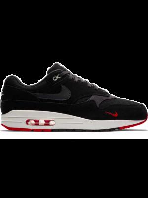 a6bce6e5381 Nike Air Max 1 875844-007 Rood / Zwart