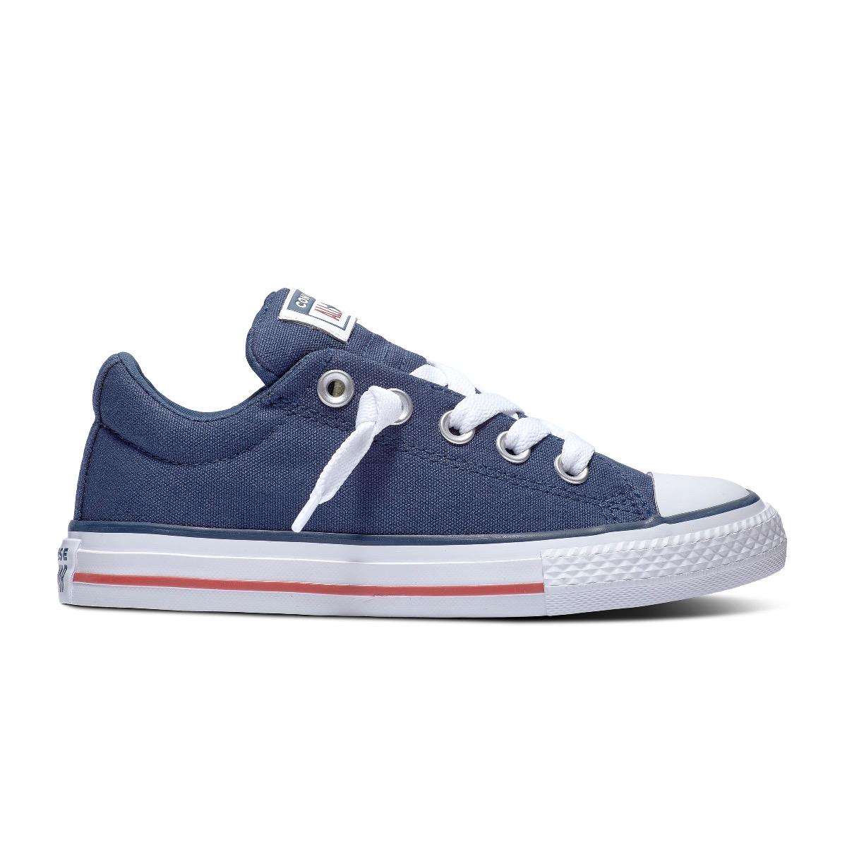 9d17e2bce53 Converse all stars chuck taylor street 663987c blauw