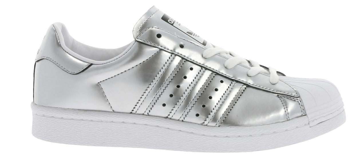 sneakers adidas Superstar Boost Women Silver Metallic