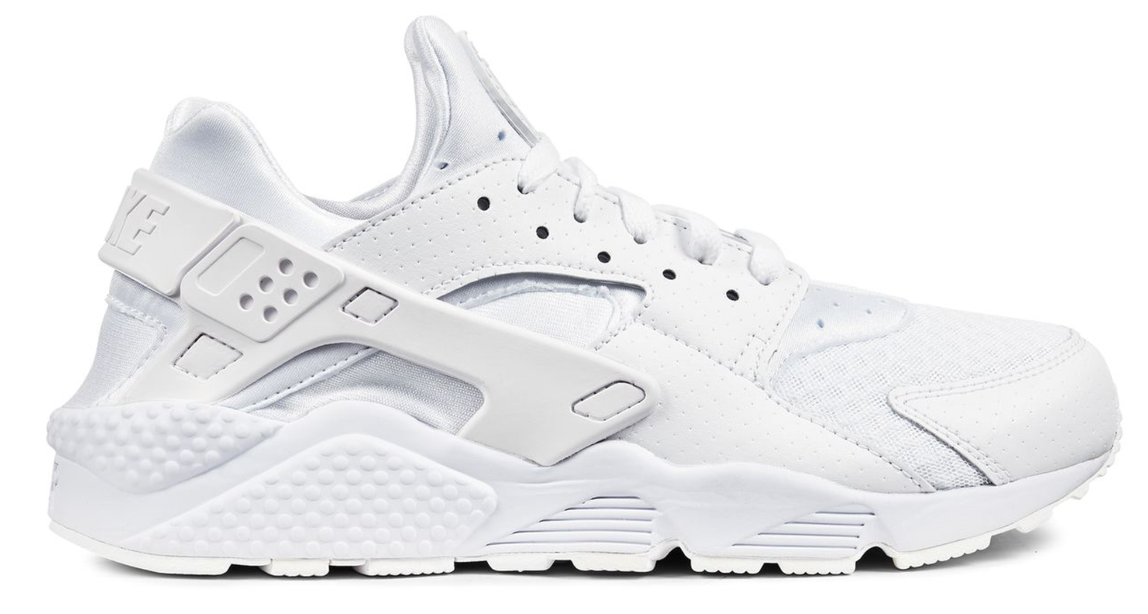 Nike Air Huarache 318429-111 Wit-44.5