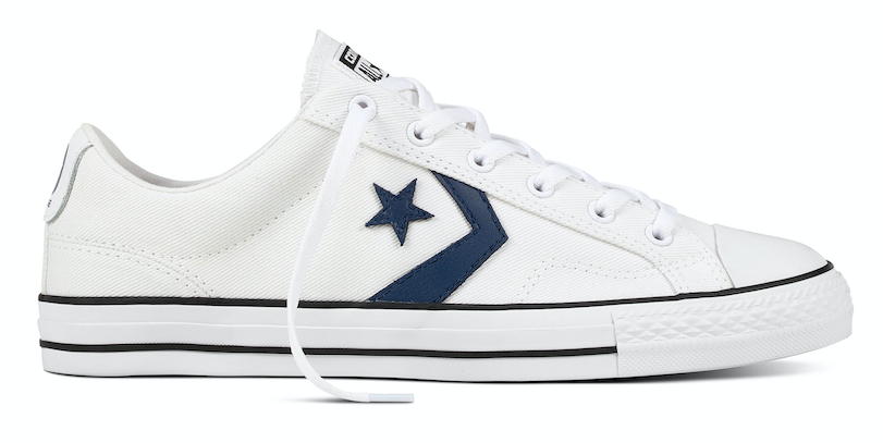 Converse Star Player 160558C Wit Blauw-40